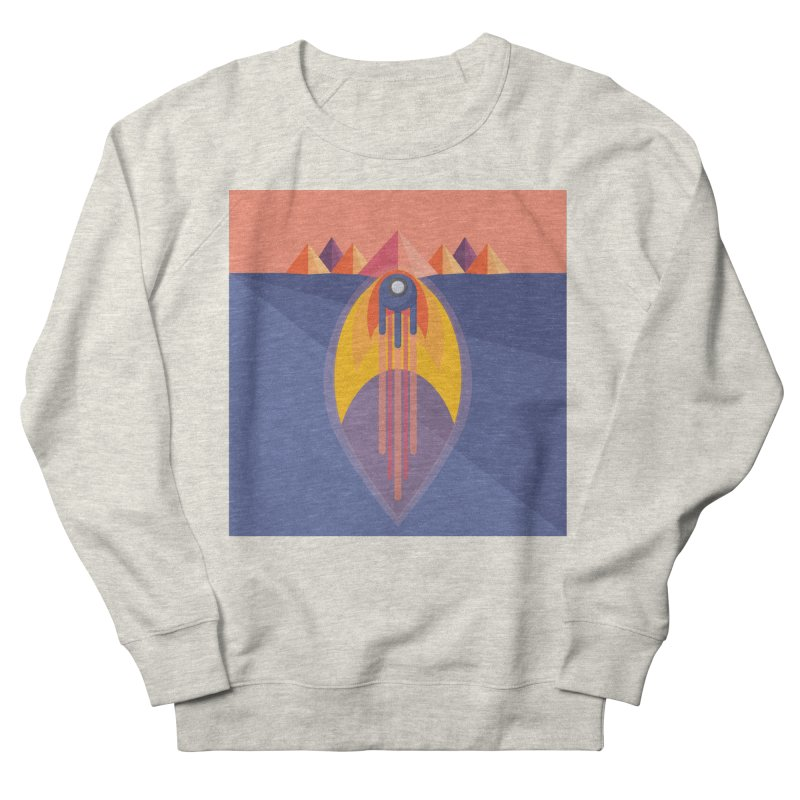 Take to the Skies Men's Sweatshirt by jaredslyterdesign's Artist Shop
