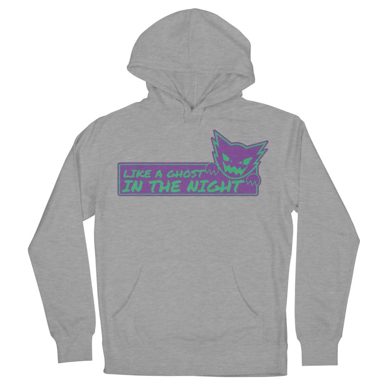 Haunter Like a Ghost in the Night Men's Pullover Hoody by jaredslyterdesign's Artist Shop
