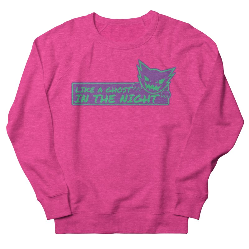 Haunter Like a Ghost in the Night Women's Sweatshirt by jaredslyterdesign's Artist Shop