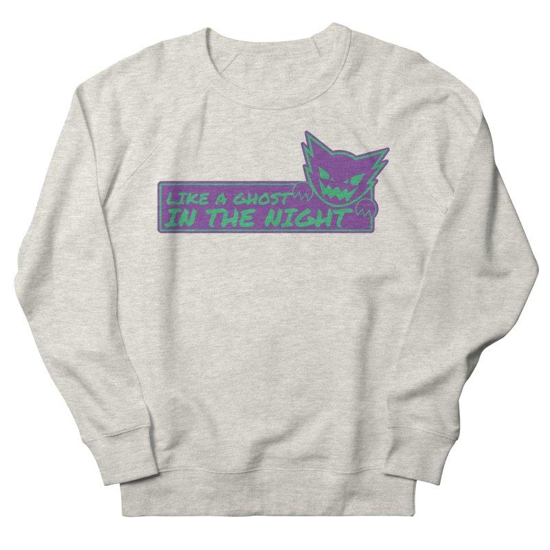 Haunter Like a Ghost in the Night Men's Sweatshirt by jaredslyterdesign's Artist Shop