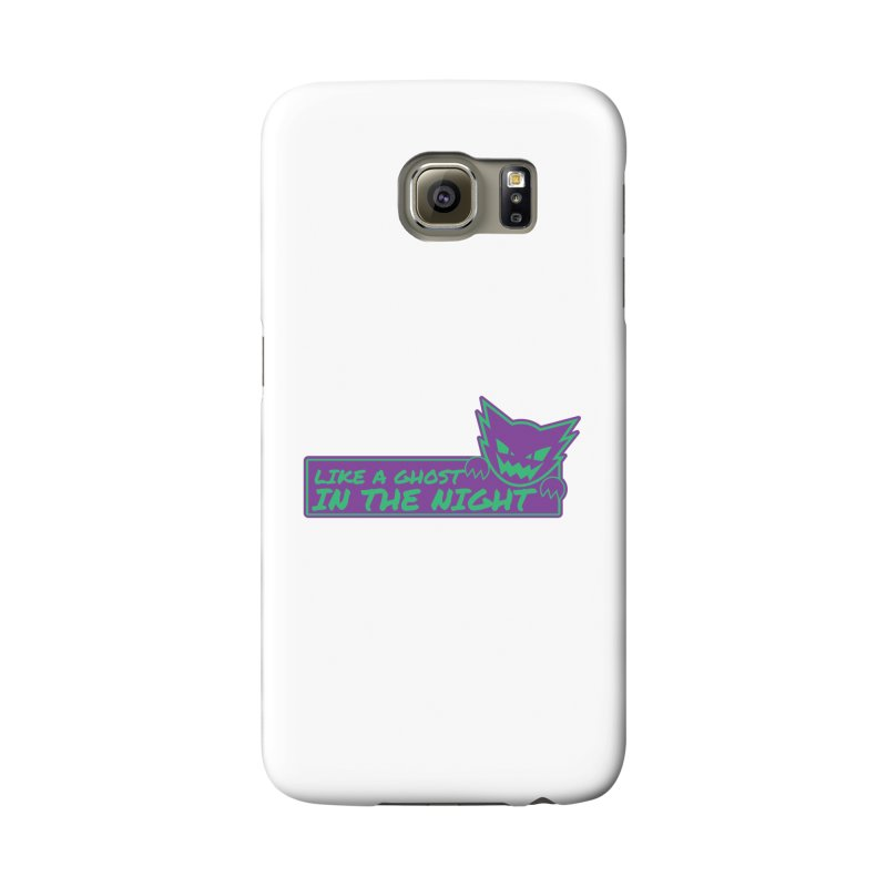 Haunter Like a Ghost in the Night Accessories Phone Case by jaredslyterdesign's Artist Shop