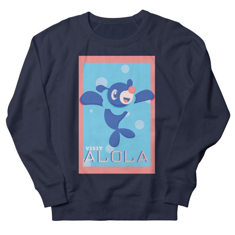 Visit Alola with Popplio ! Women's Sweatshirt by jaredslyterdesign's Artist Shop