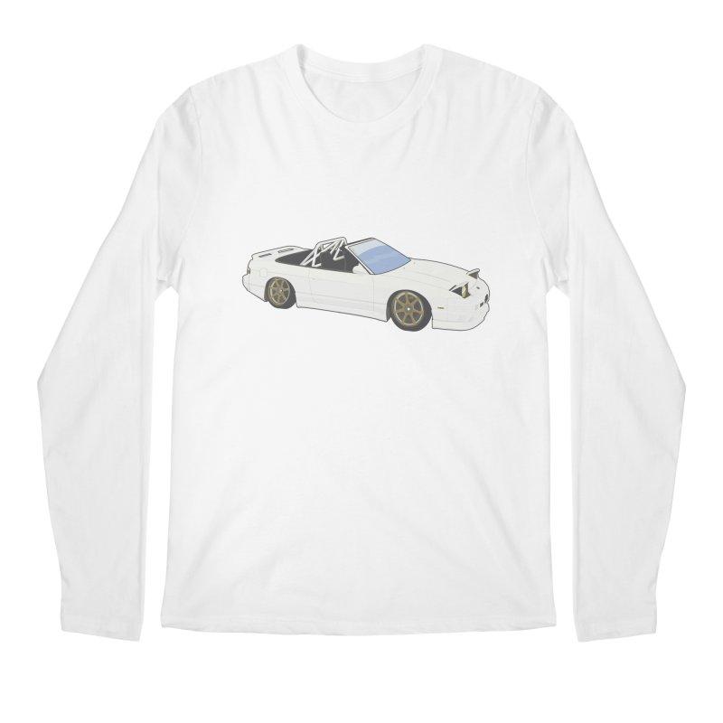 Surprise Me Men's Longsleeve T-Shirt by jaredslyterdesign's Artist Shop
