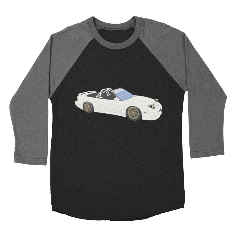 Surprise Me Men's Baseball Triblend Longsleeve T-Shirt by jaredslyterdesign's Artist Shop