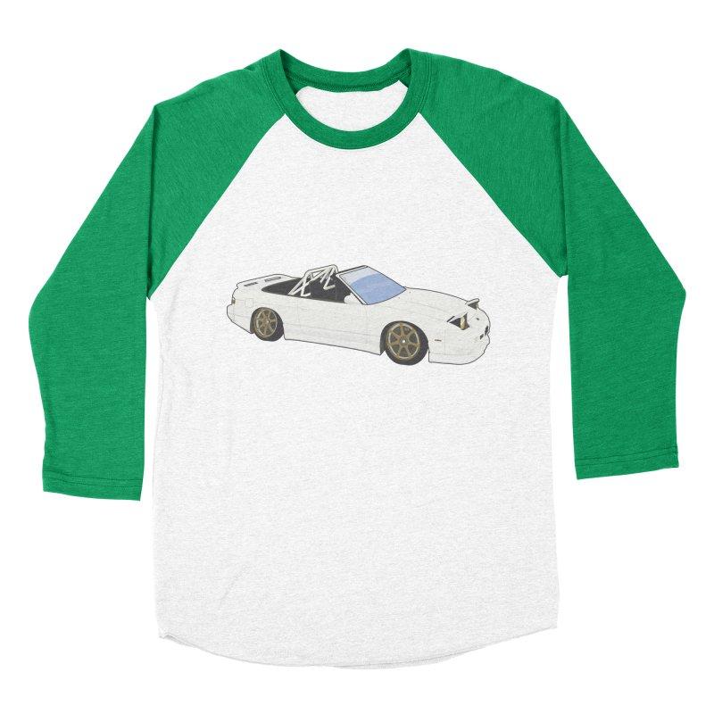 Surprise Me Men's Baseball Triblend T-Shirt by jaredslyterdesign's Artist Shop