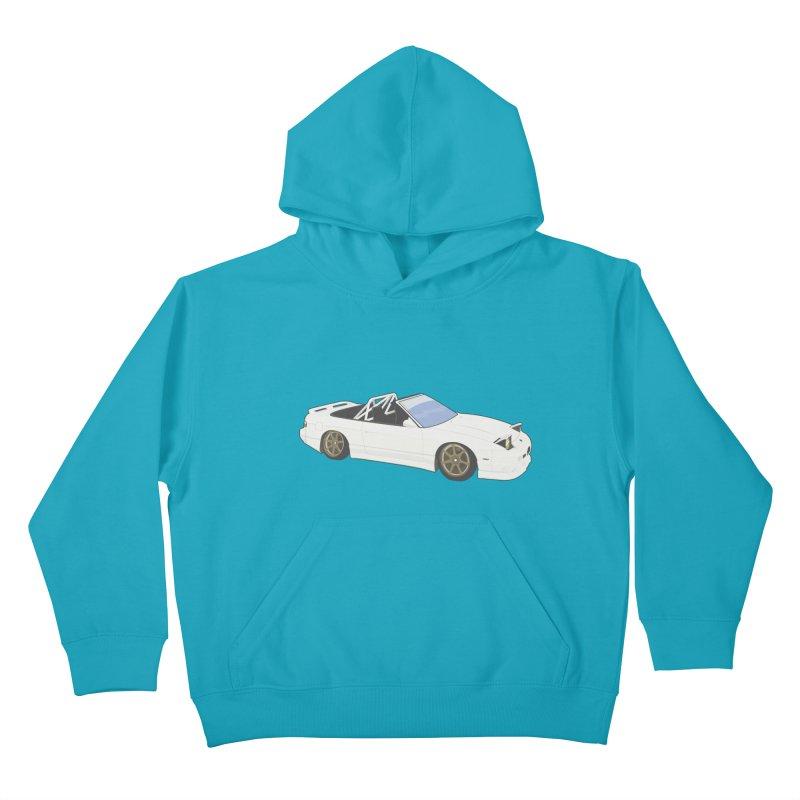 Surprise Me Kids Pullover Hoody by jaredslyterdesign's Artist Shop
