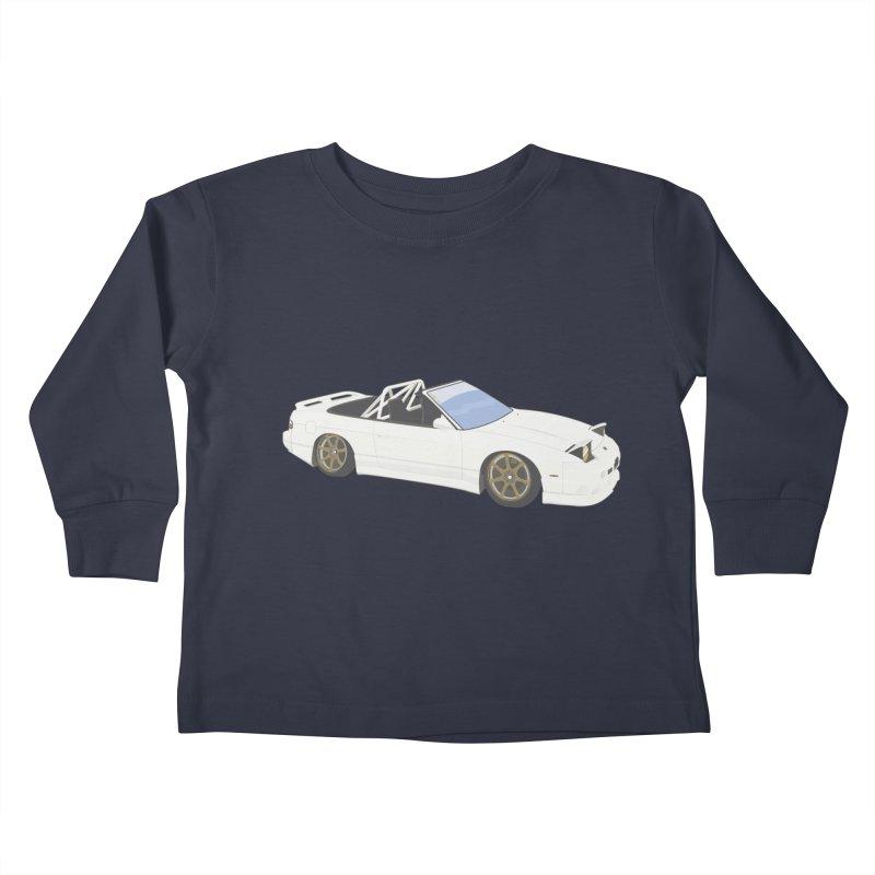 Surprise Me Kids Toddler Longsleeve T-Shirt by jaredslyterdesign's Artist Shop