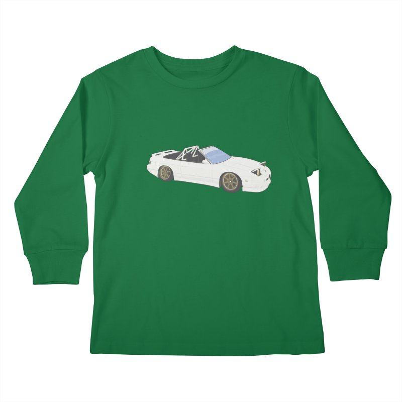 Surprise Me Kids Longsleeve T-Shirt by jaredslyterdesign's Artist Shop