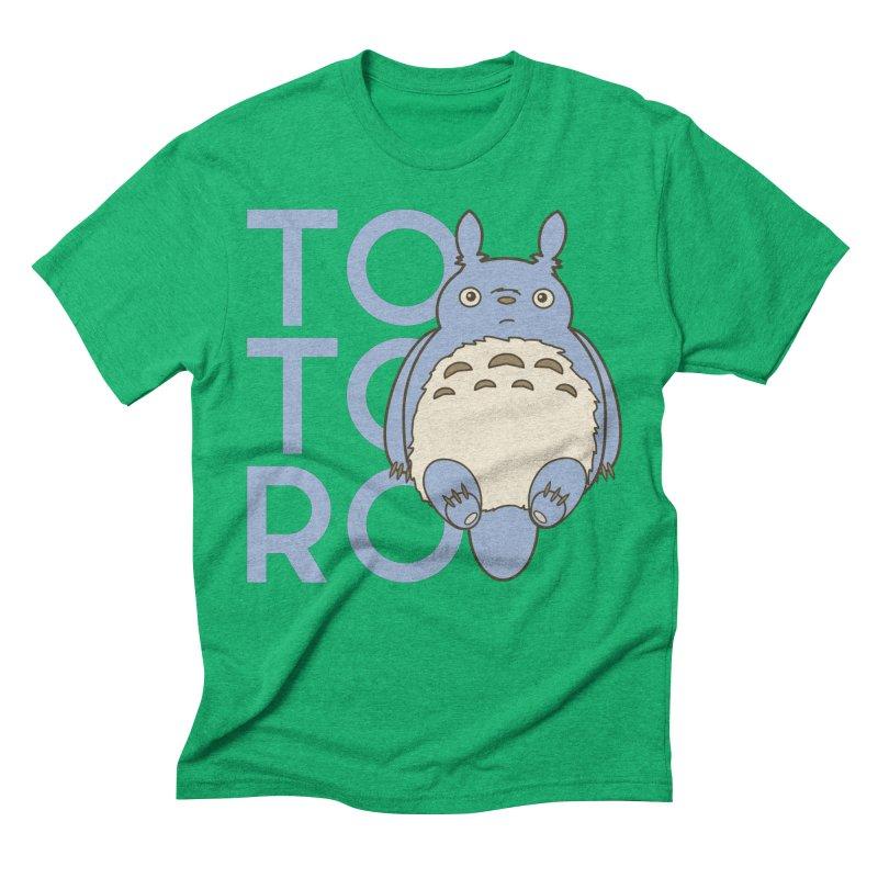 TO TO RO Men's Triblend T-Shirt by jaredslyterdesign's Artist Shop