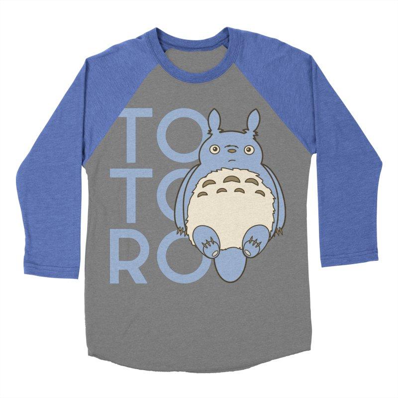 TO TO RO Men's Baseball Triblend Longsleeve T-Shirt by jaredslyterdesign's Artist Shop