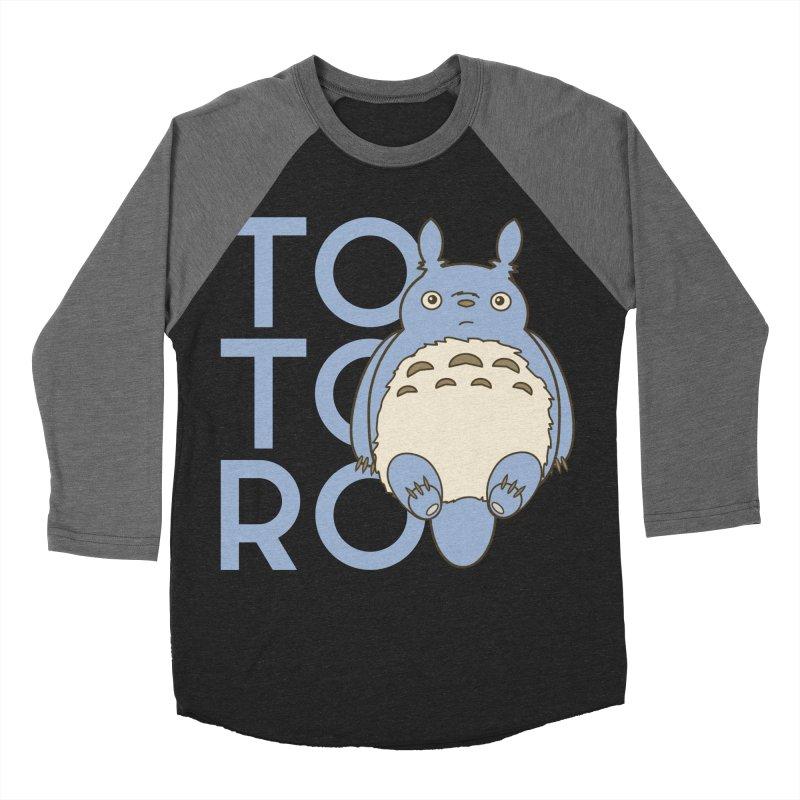 TO TO RO Men's Baseball Triblend T-Shirt by jaredslyterdesign's Artist Shop