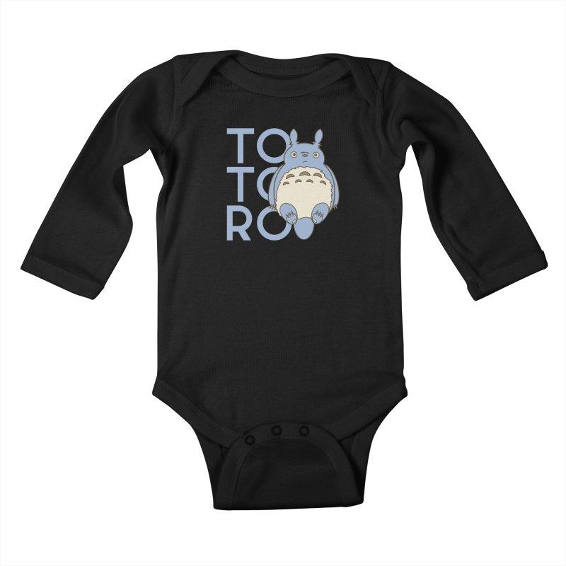 TO TO RO Kids Baby Longsleeve Bodysuit by jaredslyterdesign's Artist Shop
