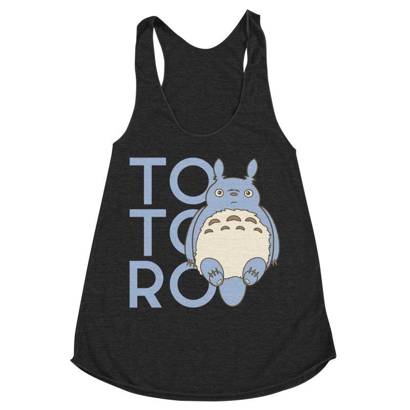 TO TO RO Women's Racerback Triblend Tank by jaredslyterdesign's Artist Shop