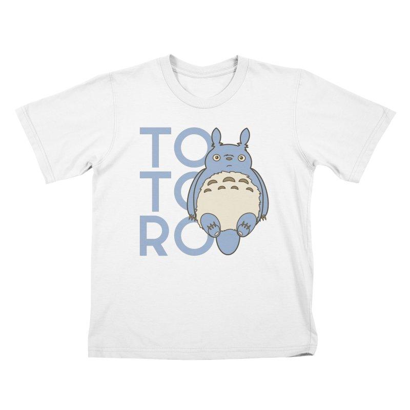 TO TO RO Kids T-Shirt by jaredslyterdesign's Artist Shop