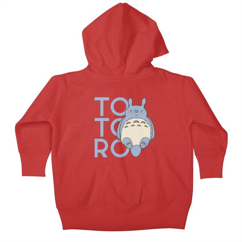 TO TO RO Kids Baby Zip-Up Hoody by jaredslyterdesign's Artist Shop