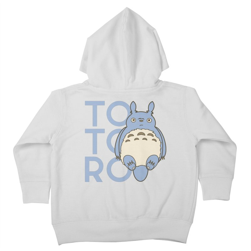 TO TO RO Kids Toddler Zip-Up Hoody by jaredslyterdesign's Artist Shop