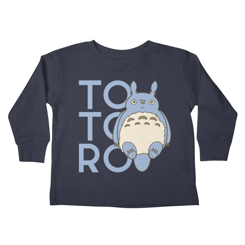 TO TO RO Kids Toddler Longsleeve T-Shirt by jaredslyterdesign's Artist Shop