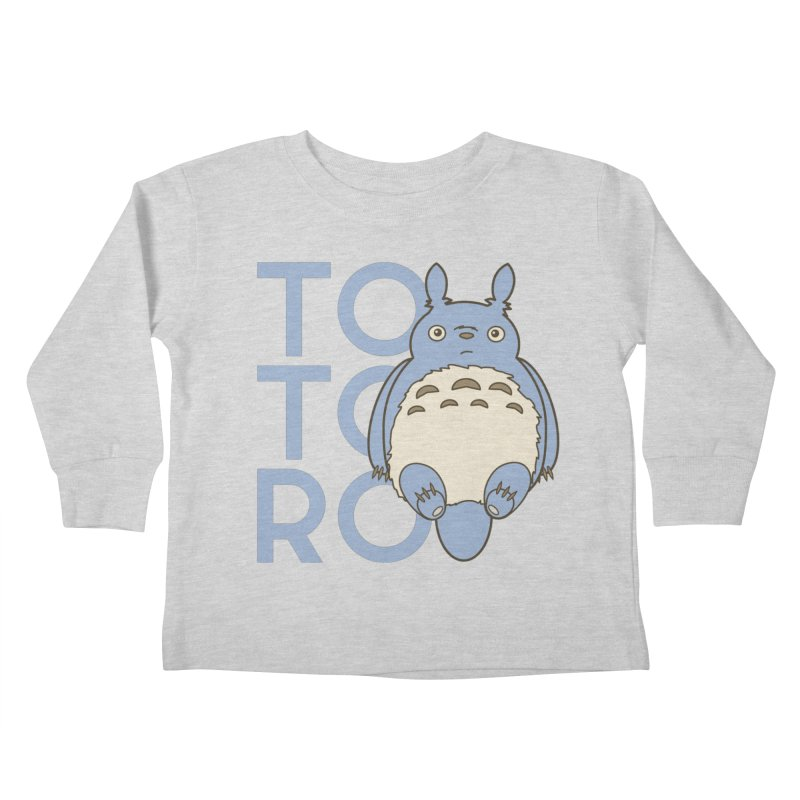 TO TO RO Kids Toddler Longsleeve T-Shirt by jaredslyterdesign's Artist Shop