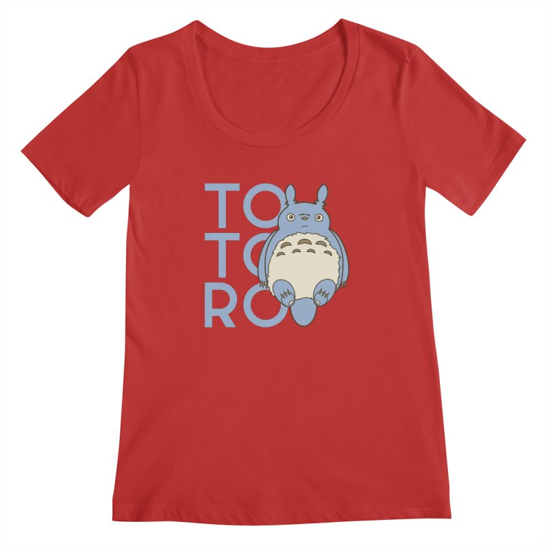 TO TO RO Women's Regular Scoop Neck by jaredslyterdesign's Artist Shop