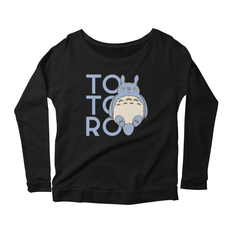 TO TO RO Women's Scoop Neck Longsleeve T-Shirt by jaredslyterdesign's Artist Shop