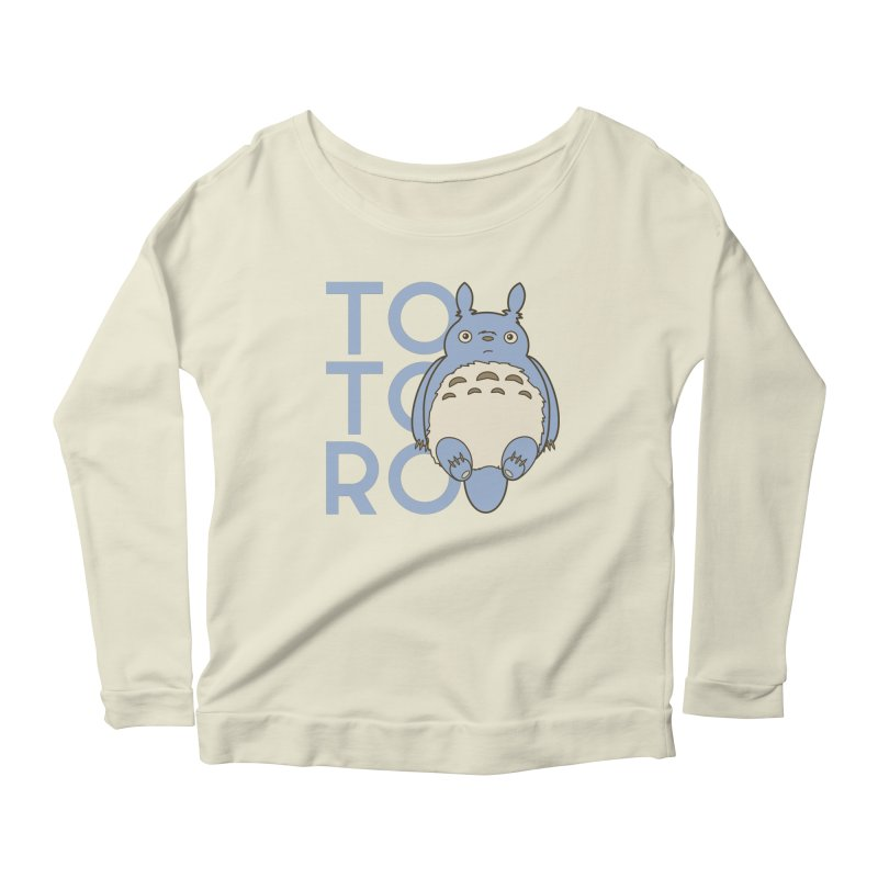 TO TO RO Women's Longsleeve Scoopneck  by jaredslyterdesign's Artist Shop