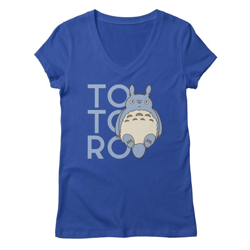 TO TO RO Women's Regular V-Neck by jaredslyterdesign's Artist Shop