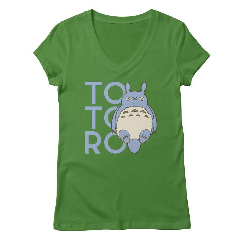 TO TO RO Women's V-Neck by jaredslyterdesign's Artist Shop