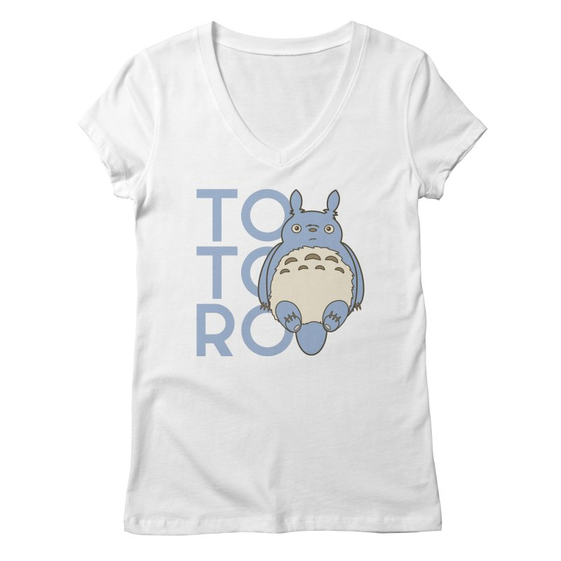 TO TO RO Women's Regular V-Neck by jaredslyterdesign's Artist Shop