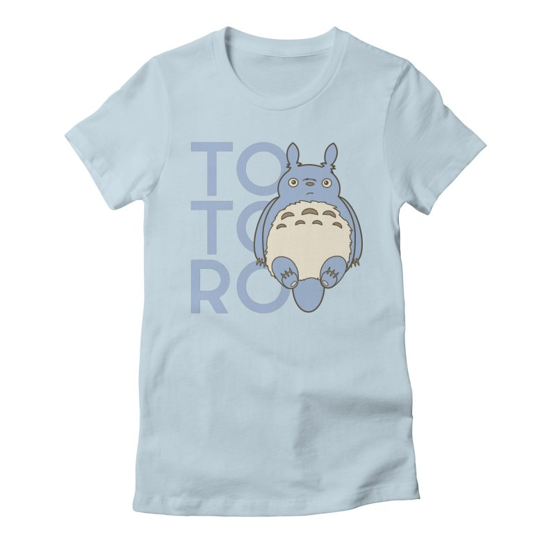 TO TO RO Women's Fitted T-Shirt by jaredslyterdesign's Artist Shop