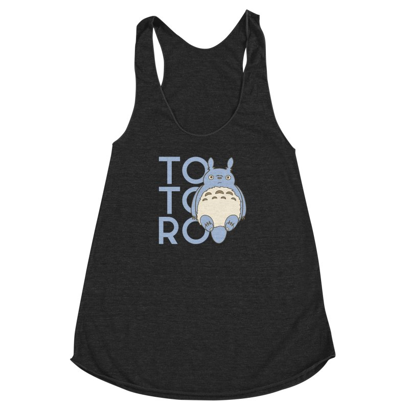 TO TO RO Women's Racerback Triblend Tank by jaredslyterdesign's Artist Shop