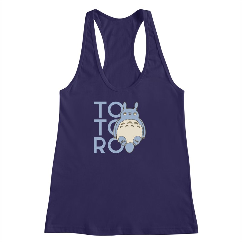 TO TO RO Women's Racerback Tank by jaredslyterdesign's Artist Shop