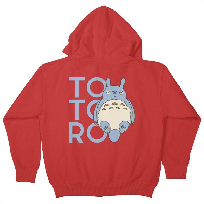 TO TO RO Kids Zip-Up Hoody by jaredslyterdesign's Artist Shop