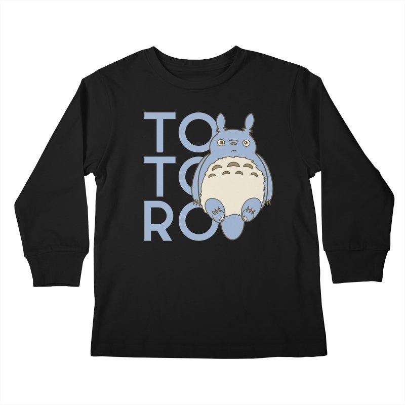TO TO RO Kids Longsleeve T-Shirt by jaredslyterdesign's Artist Shop