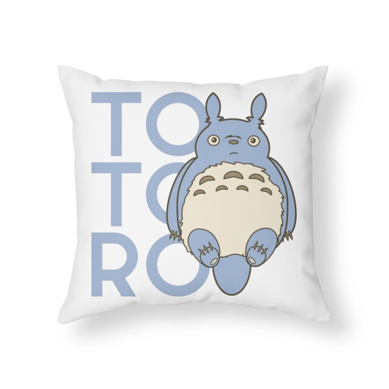 TO TO RO Home Throw Pillow by jaredslyterdesign's Artist Shop