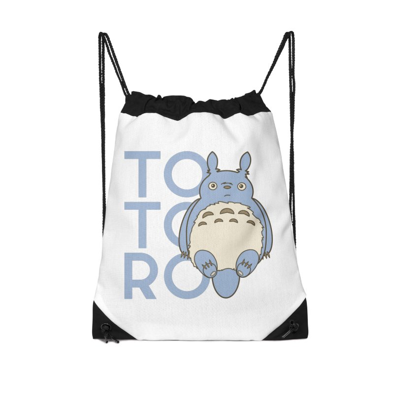TO TO RO Accessories Drawstring Bag Bag by jaredslyterdesign's Artist Shop