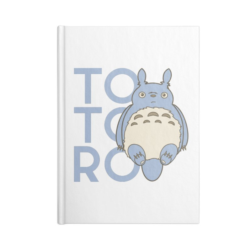 TO TO RO Accessories Blank Journal Notebook by jaredslyterdesign's Artist Shop