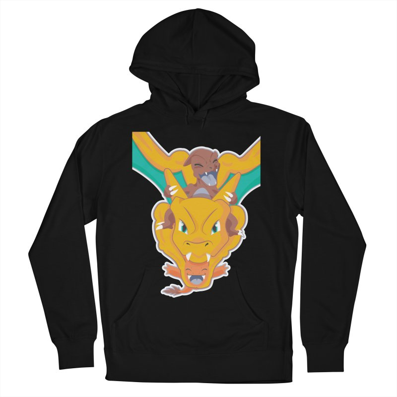 The Char Trio ( Charmander Charmeleon & Charizard) Women's Pullover Hoody by jaredslyterdesign's Artist Shop