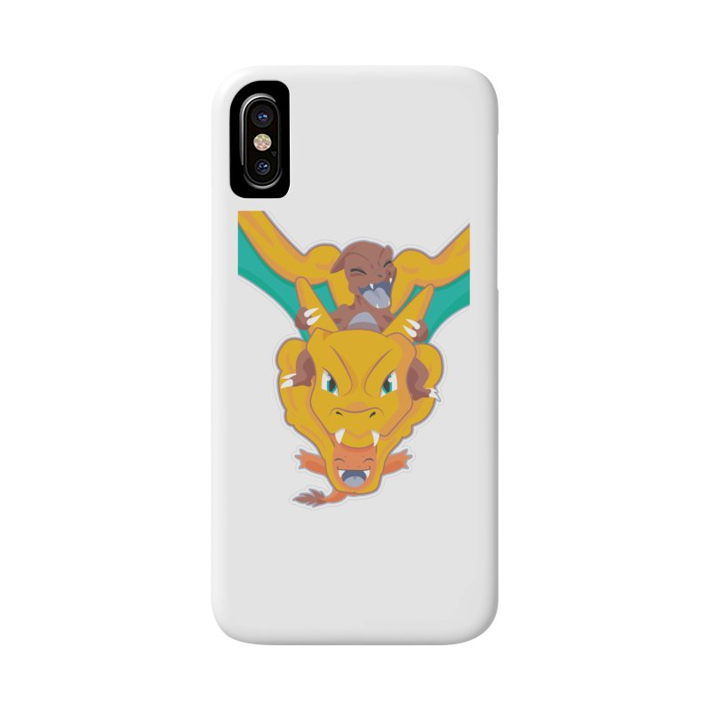 The Char Trio ( Charmander Charmeleon & Charizard) Accessories Phone Case by jaredslyterdesign's Artist Shop