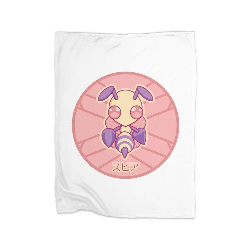 Beedrill #15 Home Blanket by jaredslyterdesign's Artist Shop