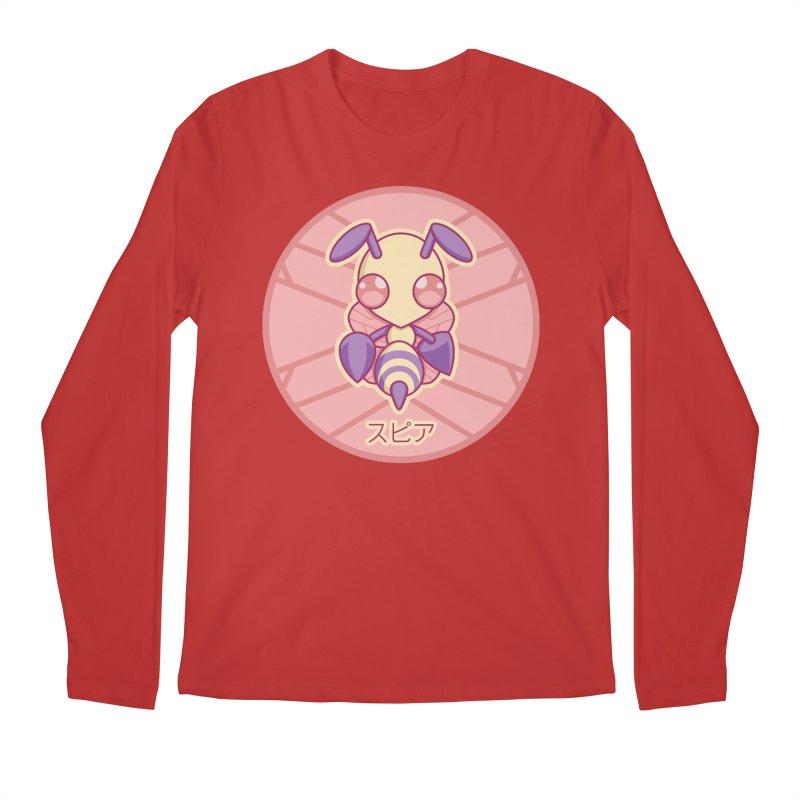 Beedrill #15 Men's Regular Longsleeve T-Shirt by jaredslyterdesign's Artist Shop