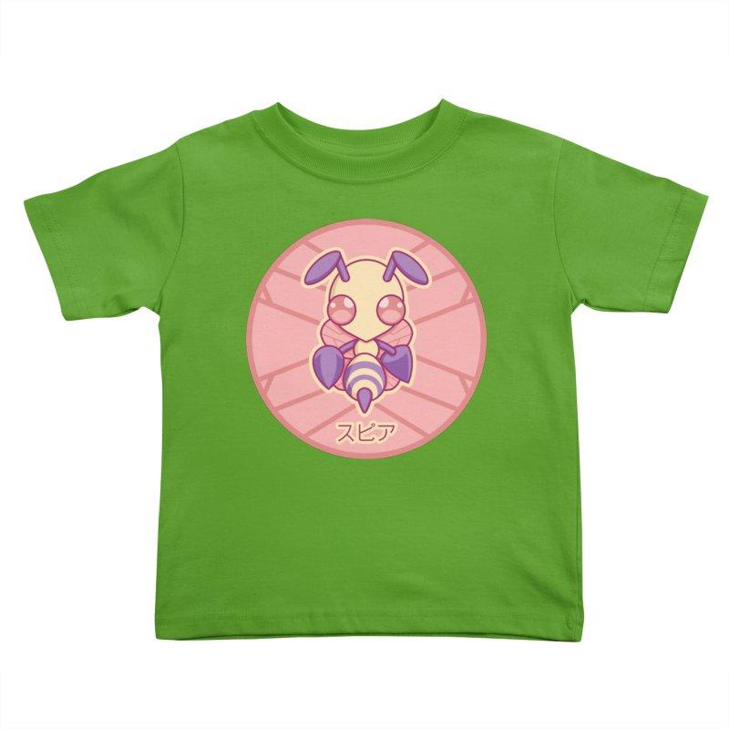 Beedrill #15 Kids Toddler T-Shirt by jaredslyterdesign's Artist Shop