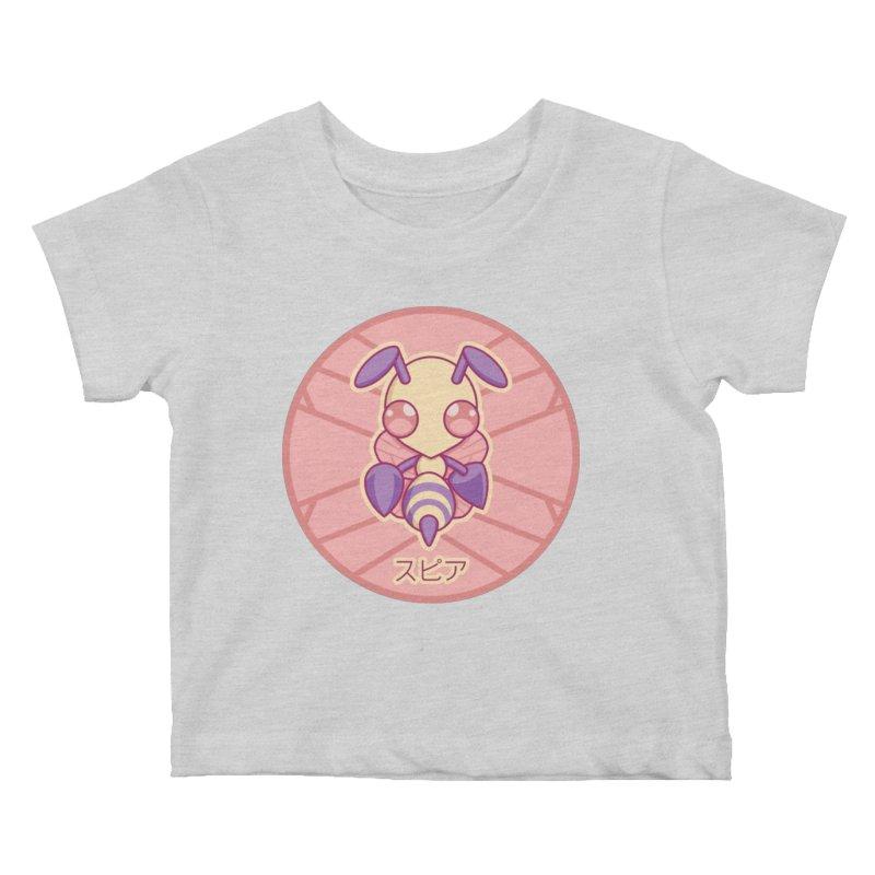 Beedrill #15 Kids Baby T-Shirt by jaredslyterdesign's Artist Shop