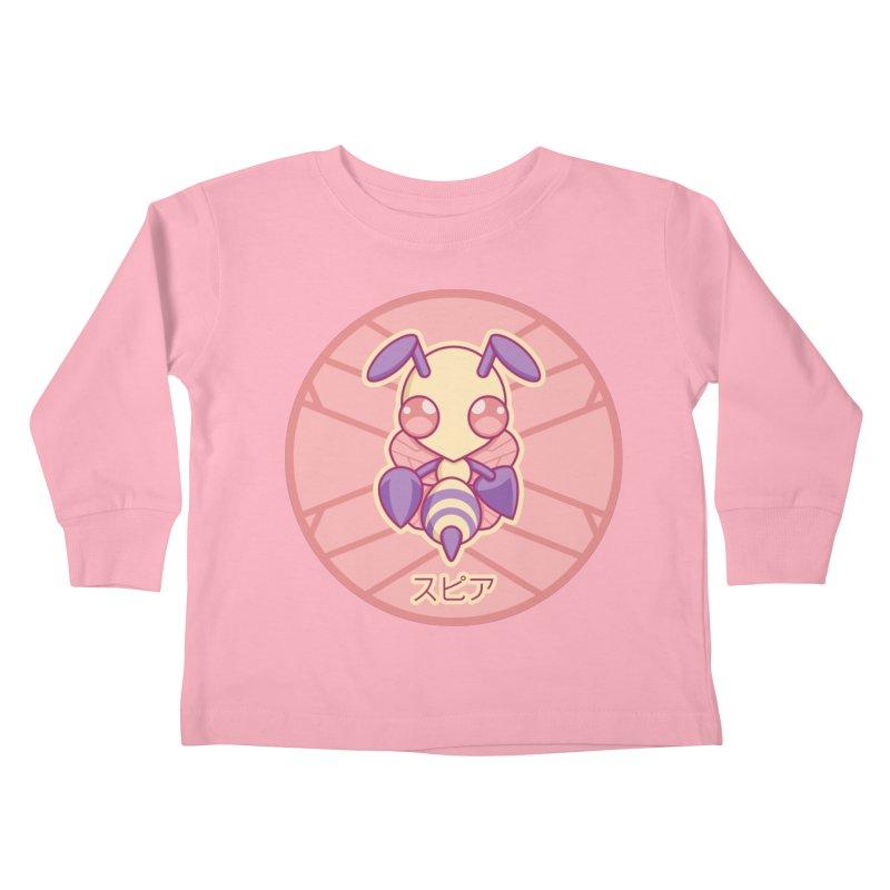 Beedrill #15 Kids Toddler Longsleeve T-Shirt by jaredslyterdesign's Artist Shop