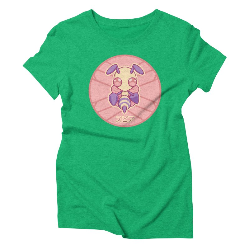 Beedrill #15 Women's Triblend T-Shirt by jaredslyterdesign's Artist Shop