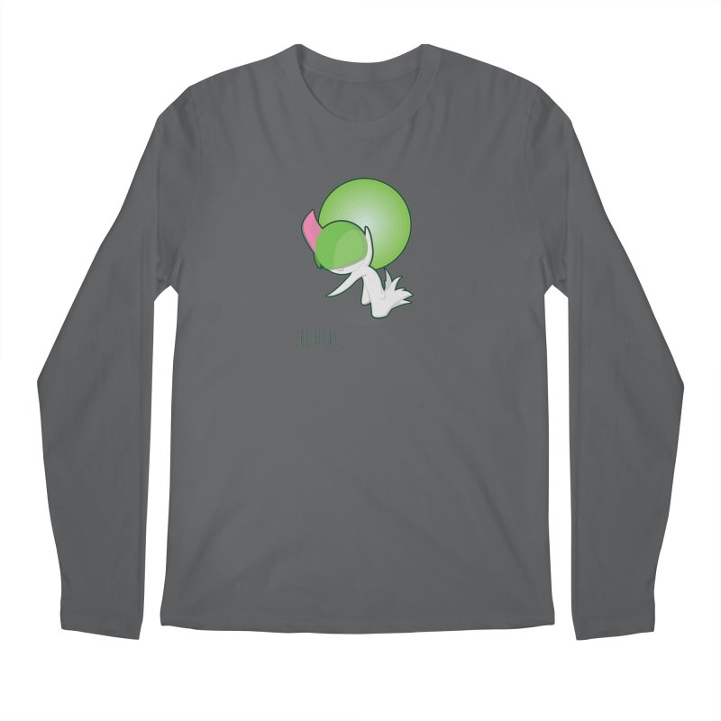 Ralts Men's Regular Longsleeve T-Shirt by jaredslyterdesign's Artist Shop