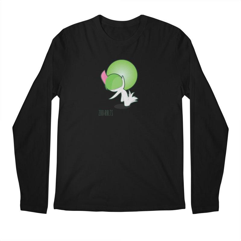 Ralts Men's Regular Longsleeve T-Shirt by jaredslyterdesign's Artist Shop