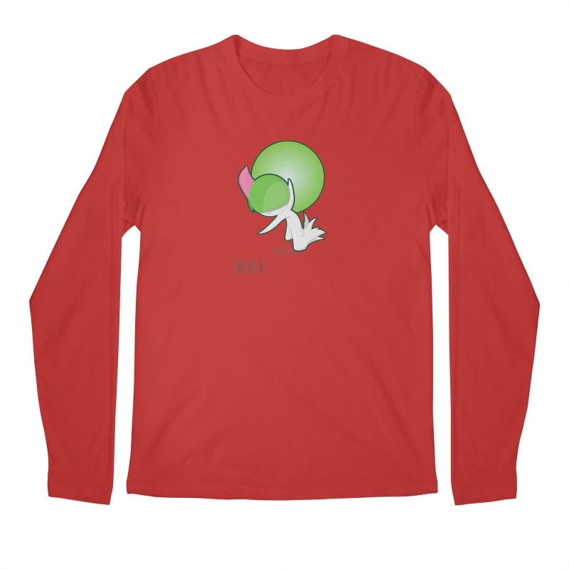 Ralts Men's Longsleeve T-Shirt by jaredslyterdesign's Artist Shop