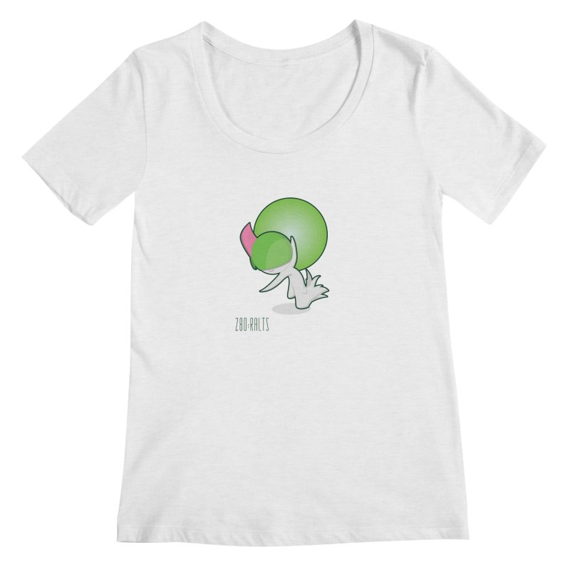 Ralts Women's Regular Scoop Neck by jaredslyterdesign's Artist Shop