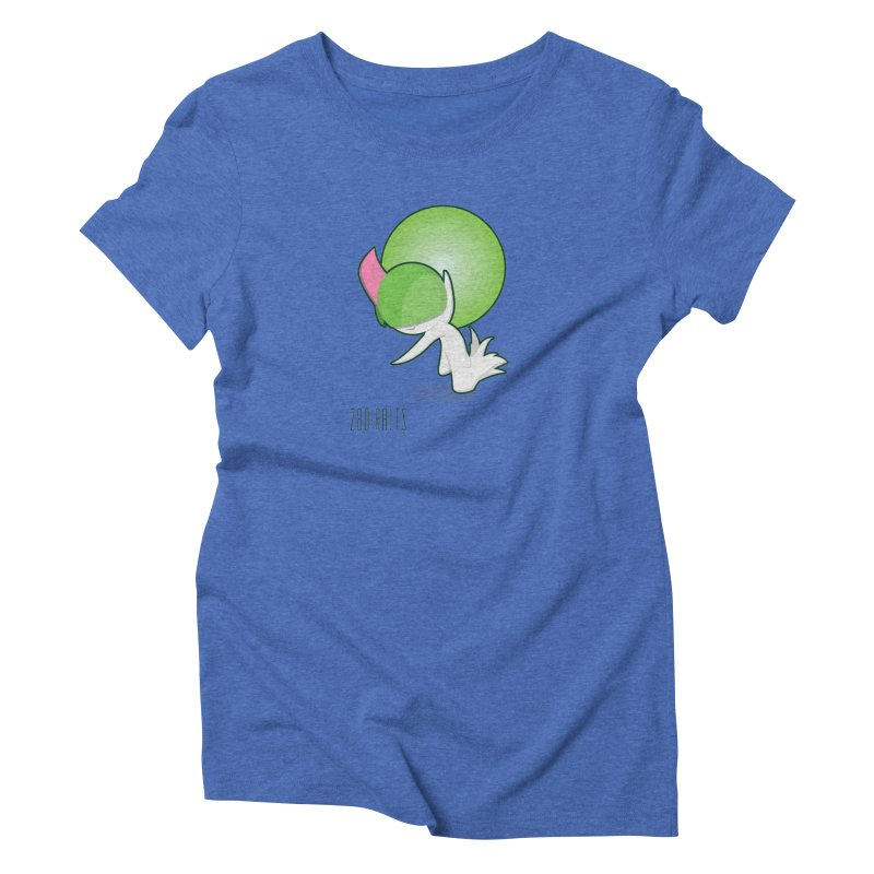 Ralts Women's Triblend T-Shirt by jaredslyterdesign's Artist Shop