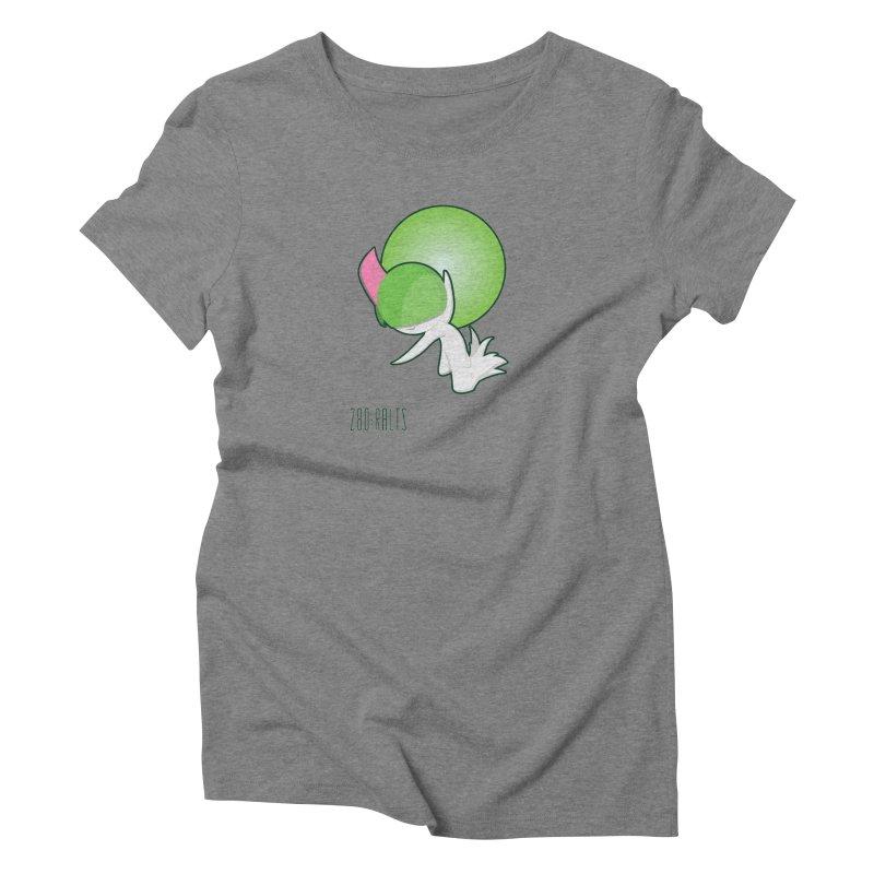 Ralts Women's Triblend T-Shirt by jaredslyterdesign's Artist Shop